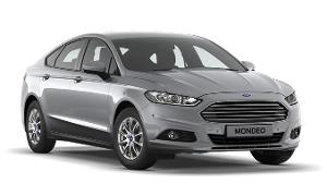 New Mondeo Business Plus Außenansicht