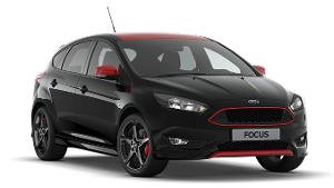 Ford Focus ST-Line Black